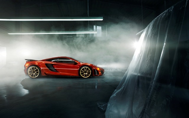 Foto de McLaren MP4-12C By Mansory (8/9)