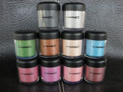 Los pigmentos de MAC