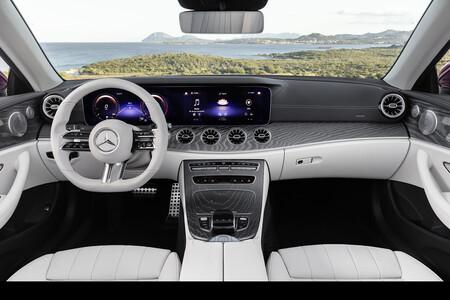 Mercedes Benz Clase E Coupe Cabrio 2020 Precios 8