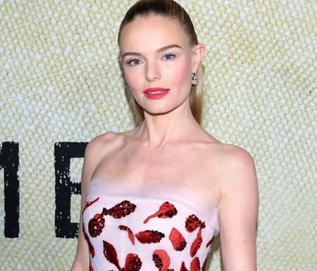 Princesa parece, plata no es. Así se vistió Kate Bosworth para la première de National Geographic