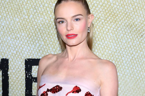 Princesa parece, plata no es. Así se vistió Kate Bosworth para la première de National Geographic