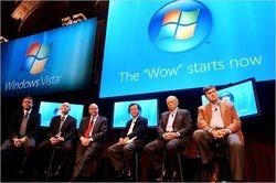 Windows Vista: comienza la campaña de mentiras