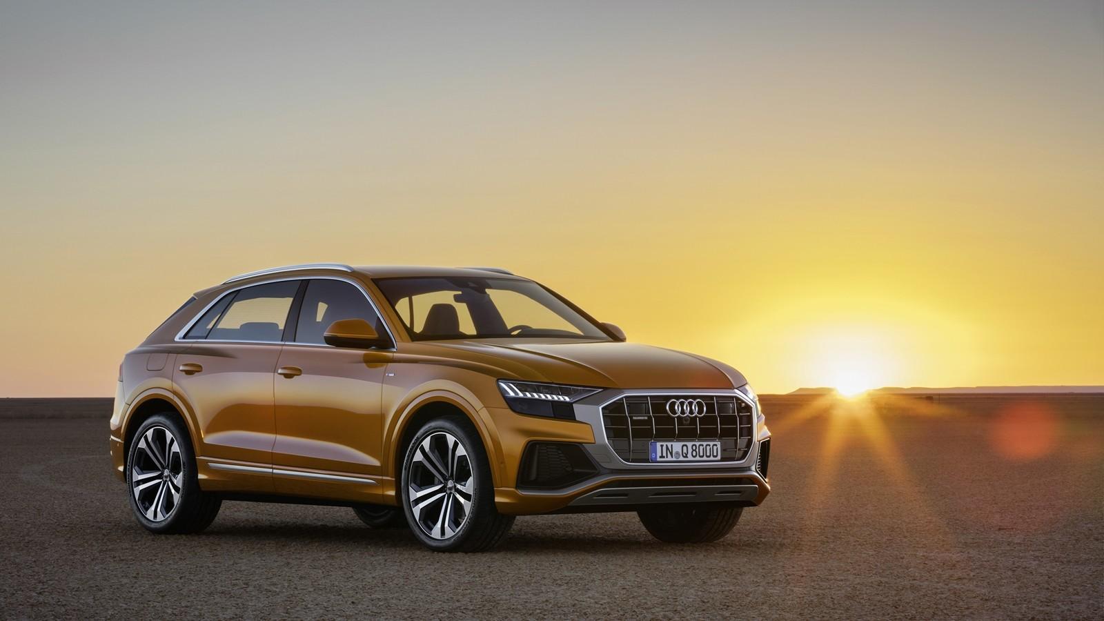 Foto de Audi Q8 2019 (20/33)