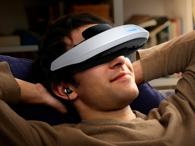 Personal 3D Viewer de Sony
