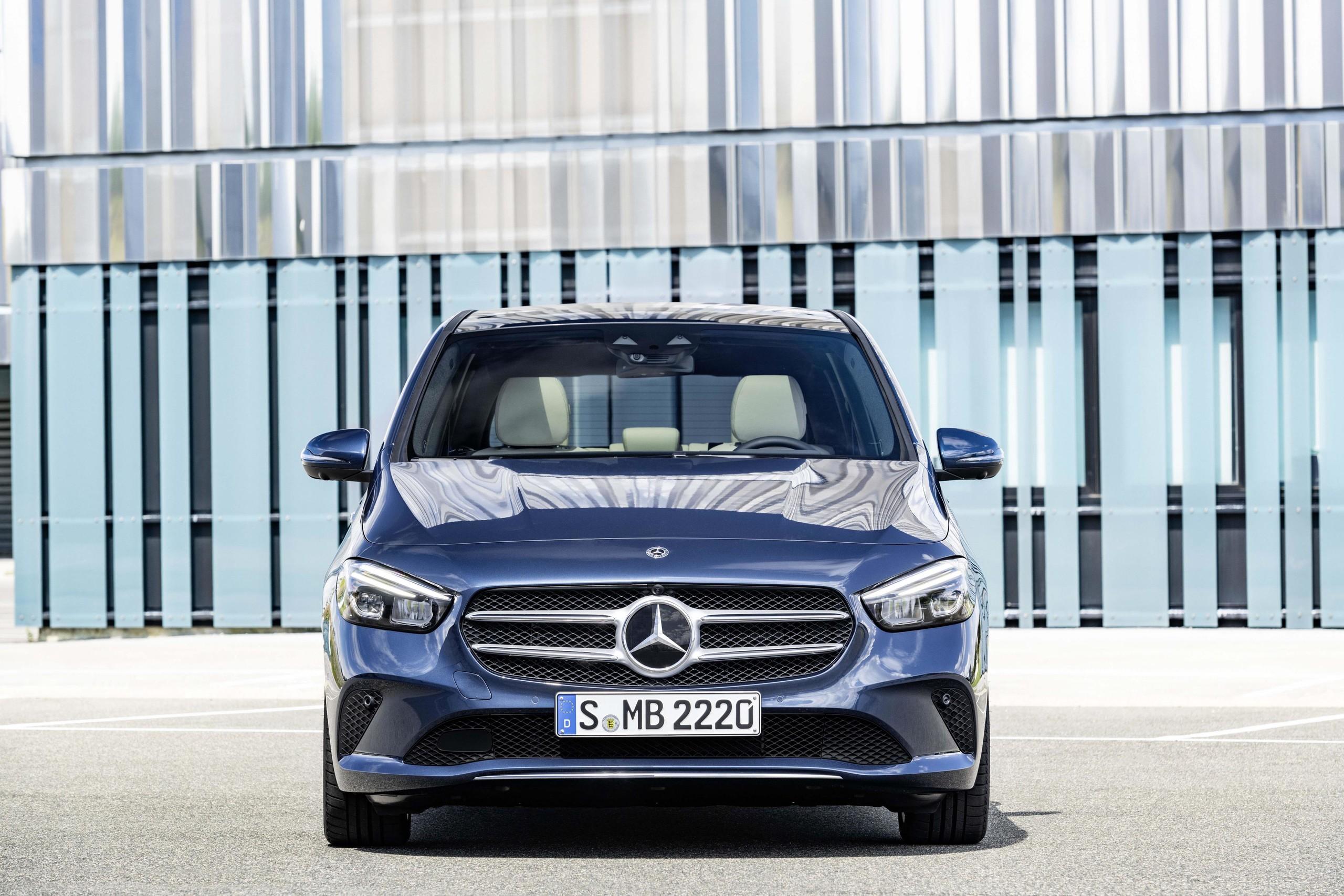 Foto de Mercedes-Benz Clase B 2019 (4/17)