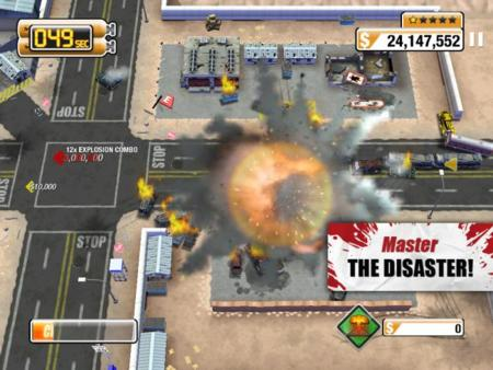 burnout crash a fondo