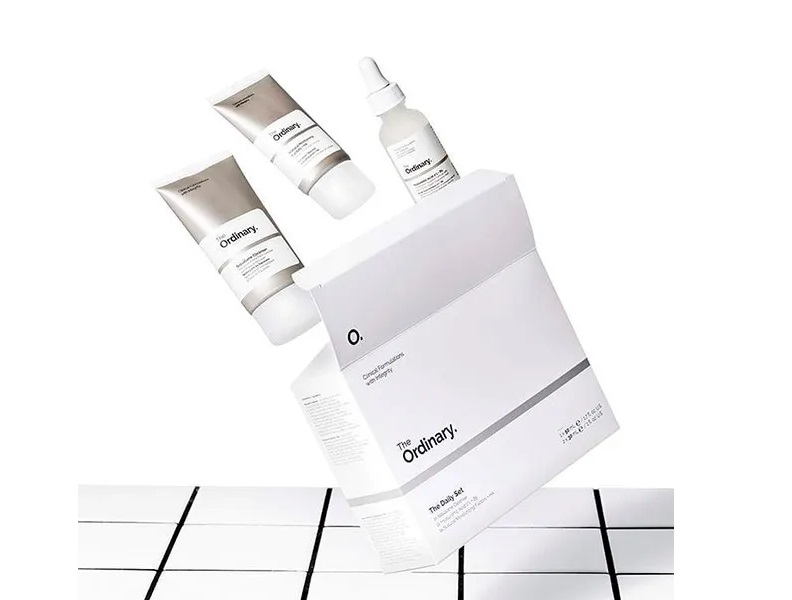 Estuche The Daily Set de The Ordinary
