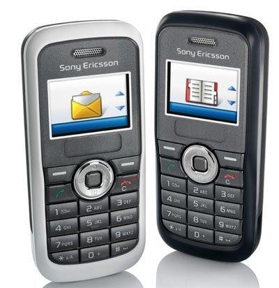 3GSM: Sony Ericsson J100