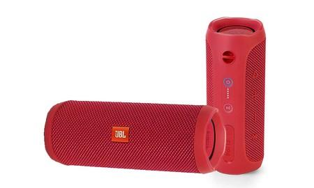 Con el cupón ALIMOLA8, tienes en AliExpress Plaza un precio de risa para el altavoz Bluetooth JBL Flip 4: sólo 71,80 euros