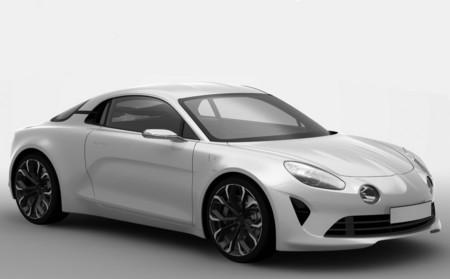 El nuevo deportivo Alpine se desvela el 16 de febrero