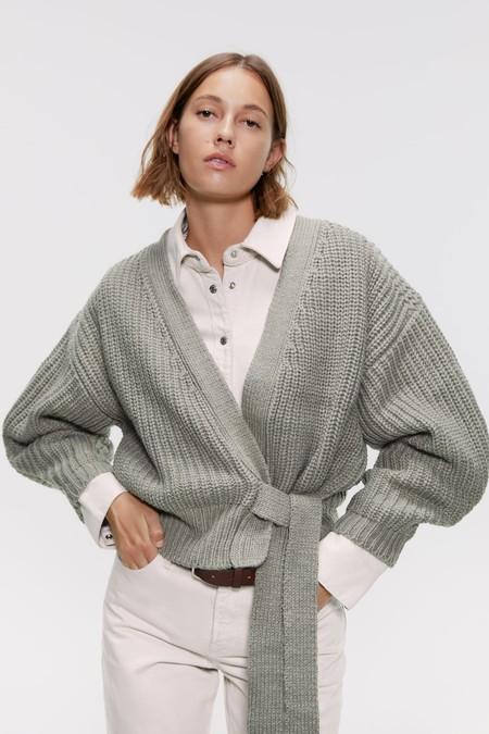 Cardigan Zara 2019 08