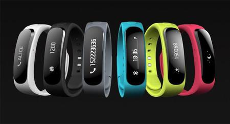 Huawei TalkBand B1, los chinos también tienen su reloj cuantificador