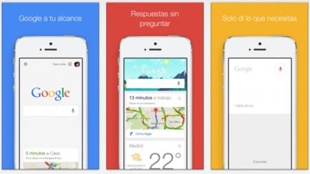 Google Search para iOS se actualiza con mejoras interesantes en búsquedas por voz