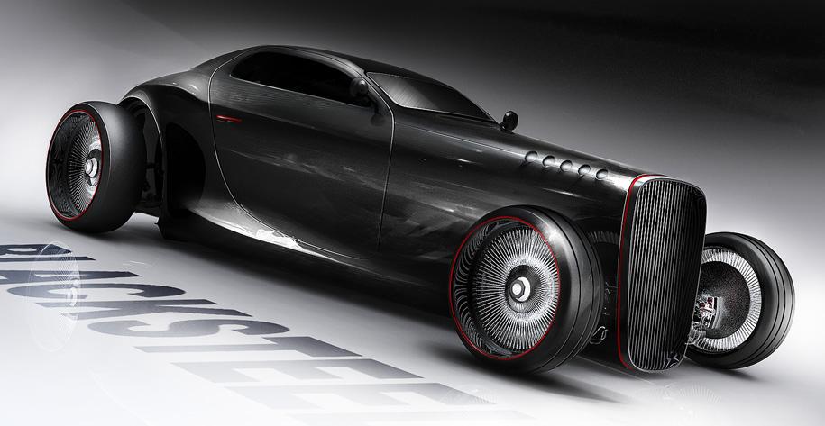 Foto de Audi Gentelman's Racer Hot Rod por Mikael Lugnegård (1/7)