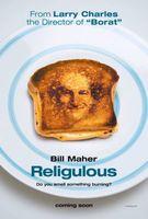 'Religulous', con Bill Maher: póster y polémico tráiler