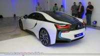 """Audi R8 LMX y BMW i8: láser en """"la mirada"""""""
