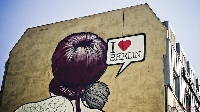 I love Berlin