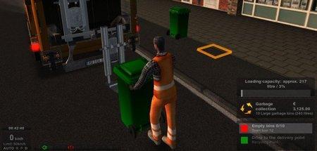 'Garbage Truck Simulator 2011': el simulador que todos estábamos esperando