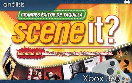 'Scene it? Grandes éxitos de taquilla'. Análisis
