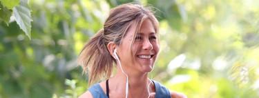 los ejercicios clave de la rutina de entrenamiento de Jennifer Aniston