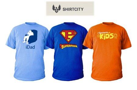Día del Padre: camisetas para papás en Shirtcity