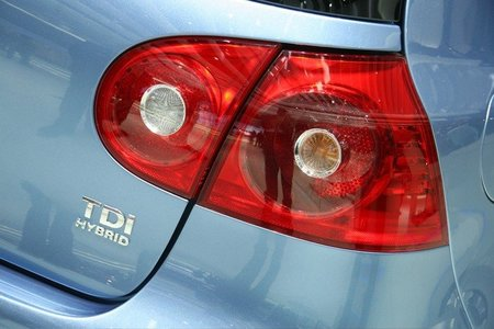 Volkswagen Golf TDI Hybrid Concept