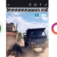 WhatsApp te dejará crear loops de vídeo a lo Boomerang desde la propia app