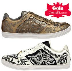 Christian Lacroix diseñará zapatillas deportivas para Gola