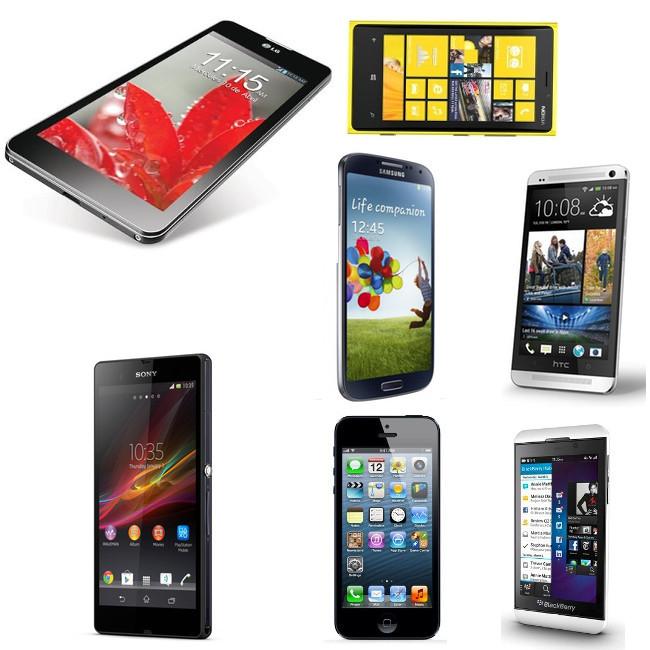 comparativa mejores smartphones portada