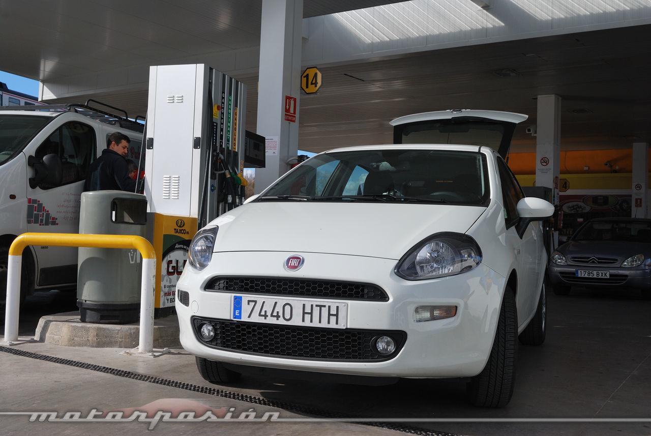 Foto de Fiat Punto 1.4 GLP (prueba) (21/70)
