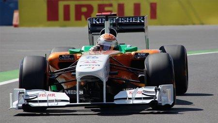 Vijay Mallya está encantado con el rendimiento de Force India esta temporada