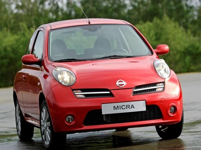 Nissan Micra (2005)