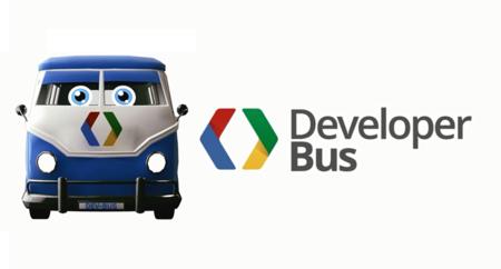 Llega a México el Developer Bus de Google