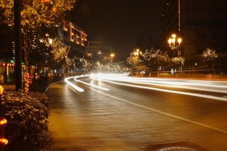 Calles de Chengdu
