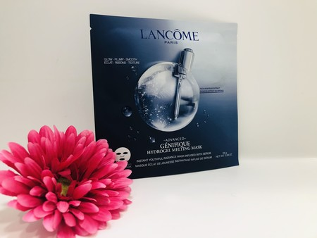 Lancôme Advanced Genifique Hydrogel Mask - Tratamiento