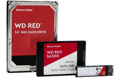 Estos son los nuevos discos duros de Western Digital pensados para trabajar sin parar en servidores NAS