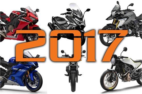 Estos son los nueve modelos nuevos que te harán desear cambiar de moto en 2017
