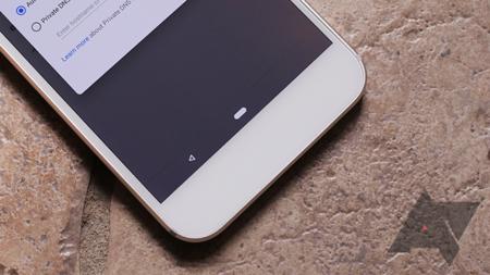 Android P podría tener navegación por gestos al estilo iPhone X, a Google se le escapa una captura de pantalla