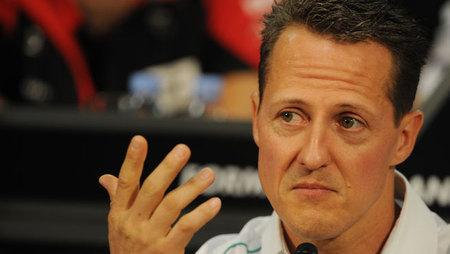Michael Schumacher admite que Mercedes AMG no tiene ritmo para ganar