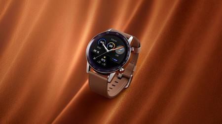 Honor MagicWatch 2: un reloj inteligente que promete ser un completo entrenador con una autonomía de 14 días