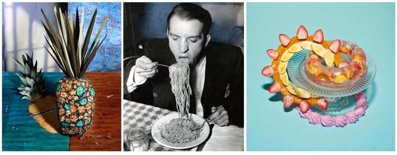 'Feast For The Eyes- The Story of Food in Photo', una exposición que hace un recorrido por la fotografía gastronómica en Londres
