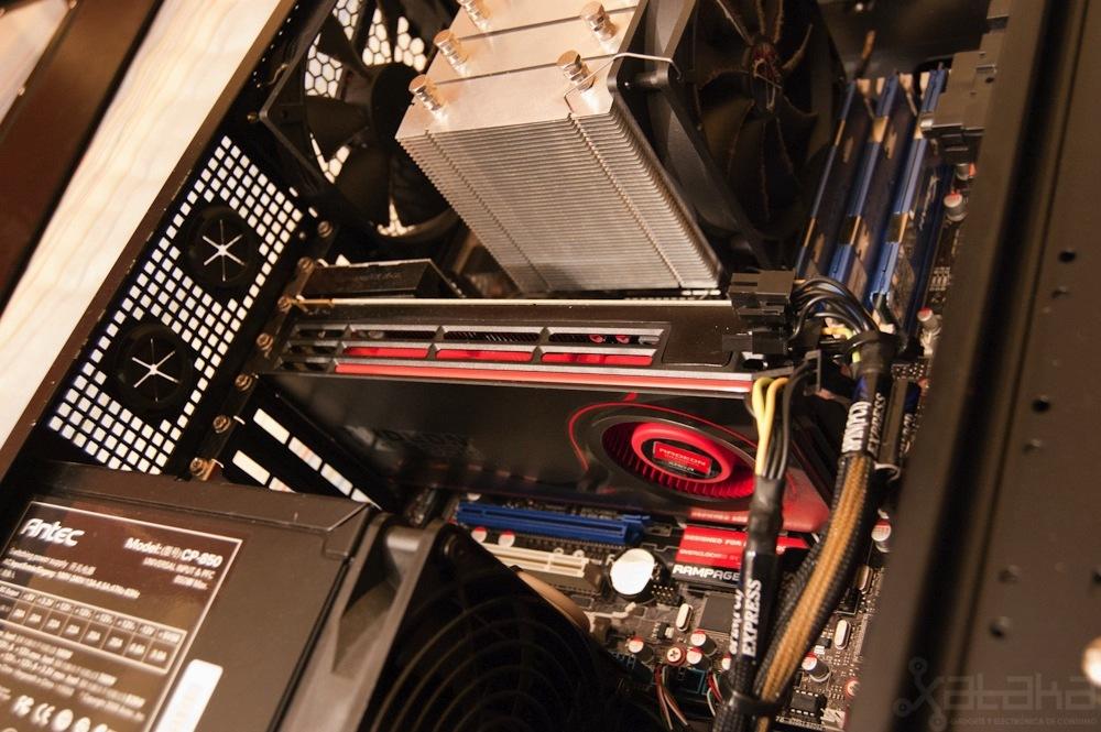 Foto de AMD 6850, análisis (1/11)