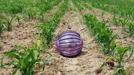 Rosphere, robot español de pura cepa: agricultor con forma de esfera