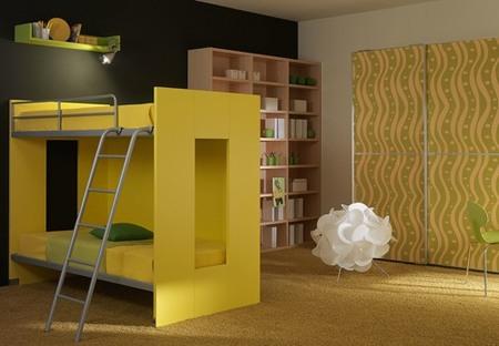 Pautas para la decoración de un dormitorio de adolescente