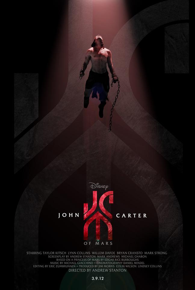 Foto de 'John Carter', los carteles de la película (9/10)