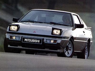 Coches para el recuerdo: Mitsubishi Starion / Conquest