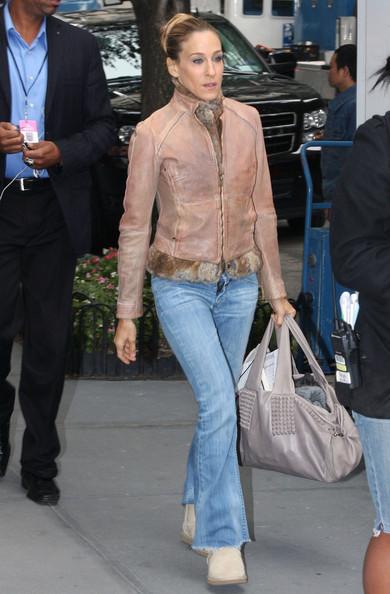 Foto de Sexo en Nueva York 2: nuevos estilos, nuevos looks y Sarah Jessica Parker como estrella (7/11)