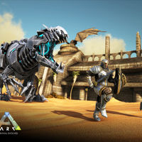 ARK: Survival Evolved llegará finalmente a PlayStation 4 el 6 de diciembre