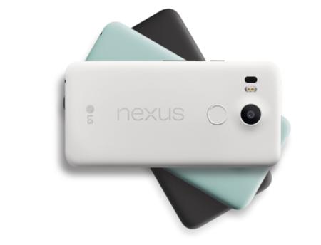 El Nexus 5X ya tiene fecha de anuncio en México: 3 de noviembre