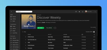 Spotify llega a los 50 millones de suscriptores de pago